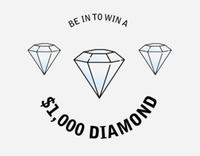 Win a Diamond at Brooklyn!